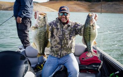 Shasta Produces Record-Breaking Limit Weighed in by Alex Niapas