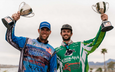Maxon and Holwerda Handle Havasu at the Anderson Toyota Open