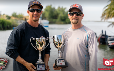 Nourot, Williams win the WWBT California Delta Pro-Am Tournament