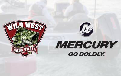 Mercury Marine to Power the Wild West Bass Trail for 2020