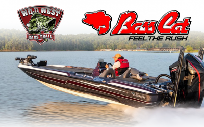 Bass Cat Partners with Wild West Bass Trail