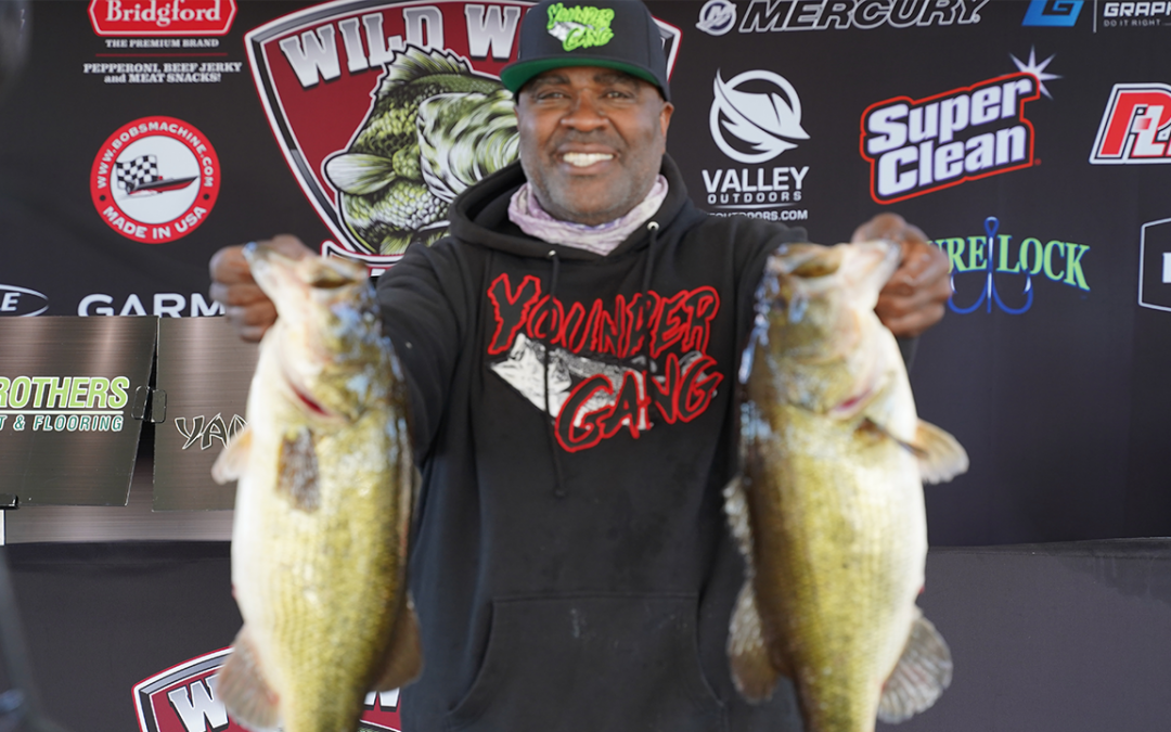 Pulliam Stays Put and Takes Day 1 Lead on California Delta