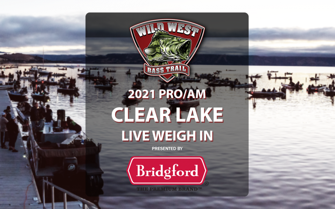 Clear Lake Pro/Am – Live Weigh In [Day 2]