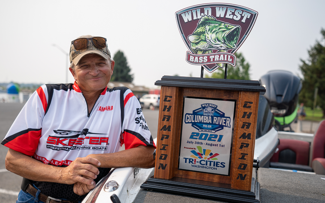 Mace Surges To Win Wild West Bass Trail Columbia River Event